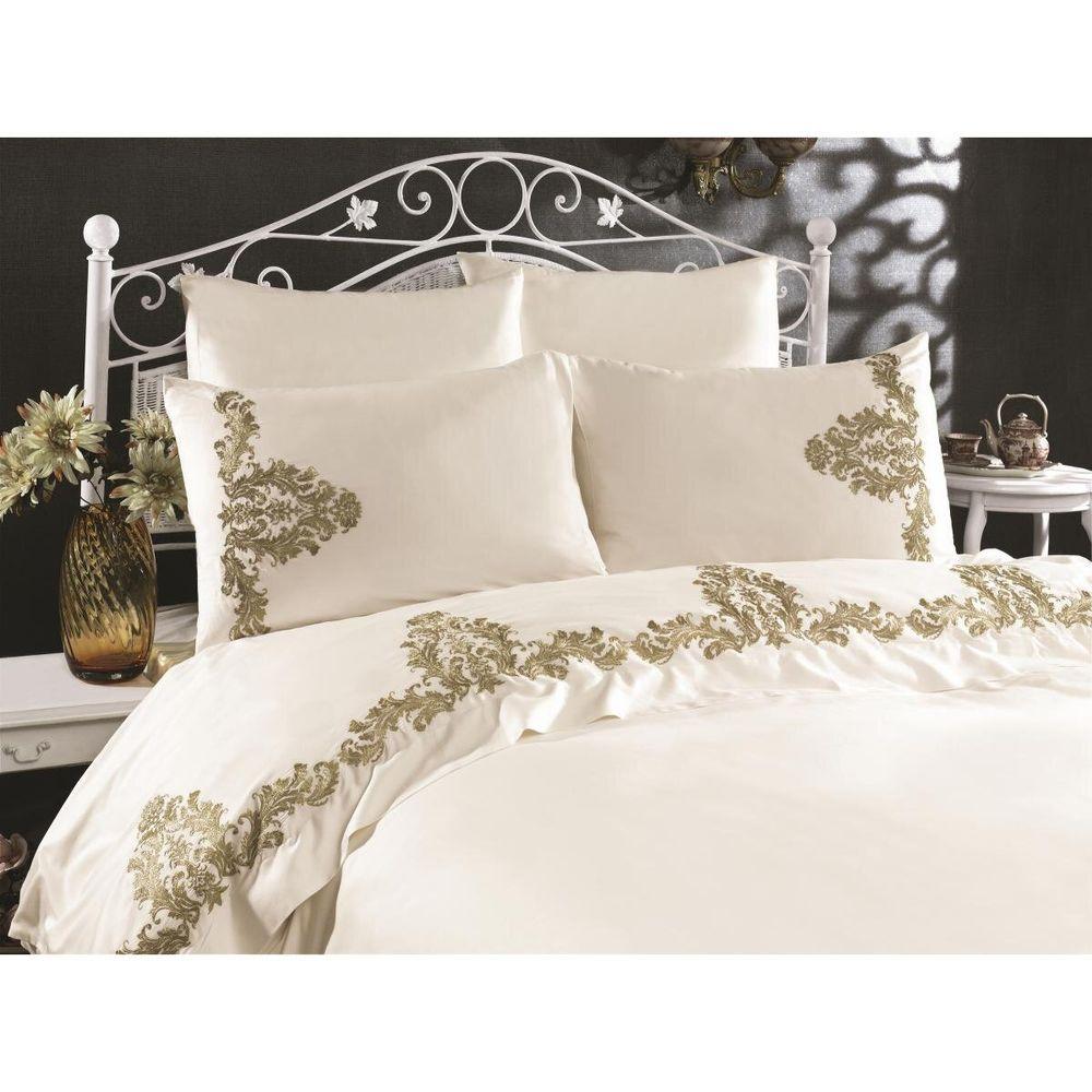 кружевной комплект постельного белья
