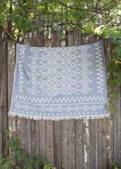 Фото Покривало Barine Kilim Throw Denim